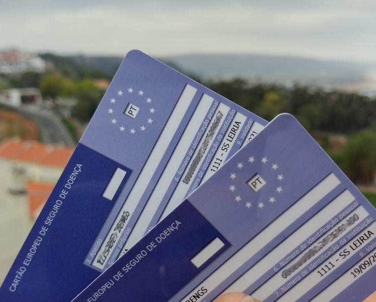 Blue EUcard